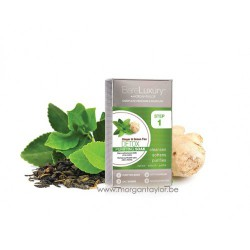 Bare Luxury Detox Ginger & Green Tea 4pk | Morgan Taylor