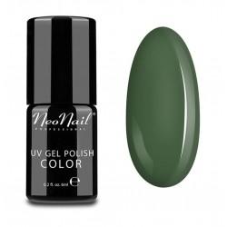 UV/LED Gel Polish 6 ml - Dirty Green