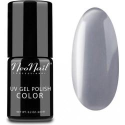 UV/LED Gel Polish 6 ml - Silver Grey