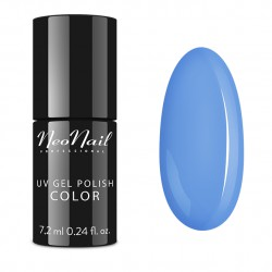 UV/LED Gel Polish 7.2 ml - Divine Blue