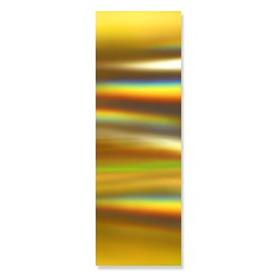 EASY TRANSFER FOIL HOLOGRAPHIC GOLD
