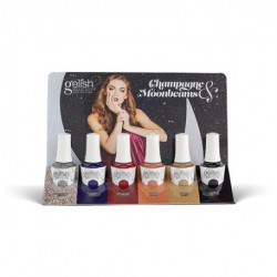 Champagne & Moonbeams 6pcs Display l Gelish