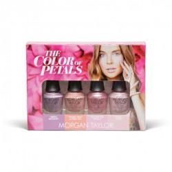 The Color Of Petals 4-pack MINI | Morgan Taylor