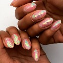 D'Or Nails - Glass Nail Effect