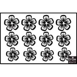 Sticker044 Zwart