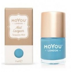 Turquoise Mint 9ml by MoYou London