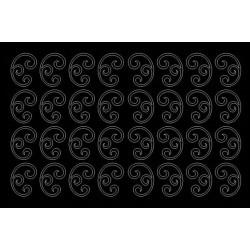 Sticker031 Zwart