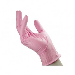 D'Or Nails Protection Gloves Nitrile - Large