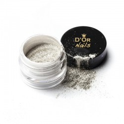 D'Or Nails Pigments - Mirror Chrome Effect