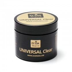D'Or Nails - Universal Clear 60ml