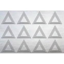 Sticker049 Zilver Shiny