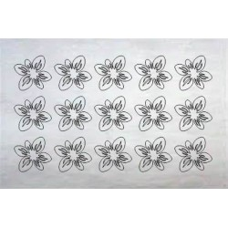 Sticker051 Zilver Shiny