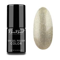 UV Gel Polish 6 ml - Glitter Gold