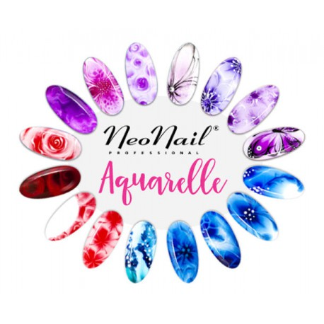 Workshop Aquarelle met NeoNail 18/11/2018